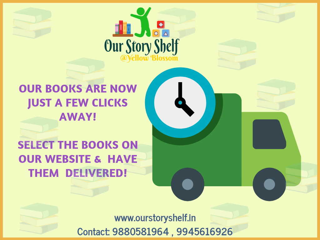 Children's library home delivery