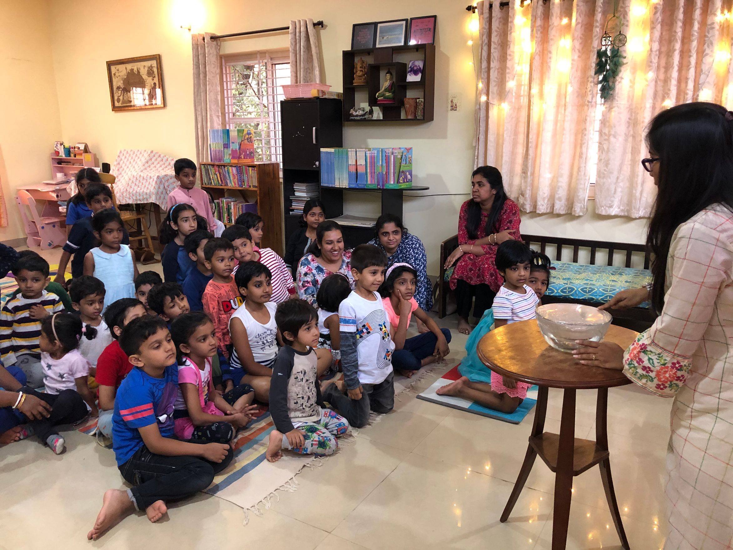 storytelling for children in bangalore